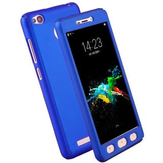 Redmi 4A Hybrid Covers IPAKY - Blue