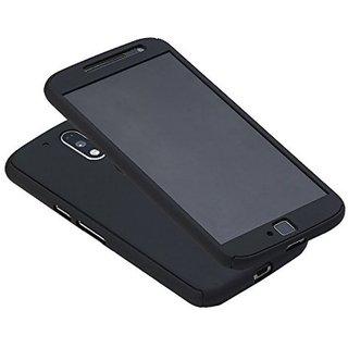 Moto G4 Plus Bumper Cases BeingStylish - Black