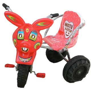 Oh Baby Baby Rabbit Mask Red Tricycle For Your Kids SE-TC-01