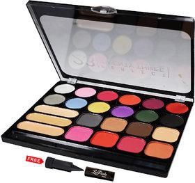 Glam21 Perfect 23 Matte Color Makeup Kit Including Blusher, Concealer  Eye shadow