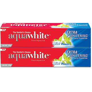 Aquawhite  cavity Protection e toothpaste ( pack of 2 )