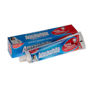 Aquawhite  cavity Protection e toothpast 200 gm ( pack of 1 )