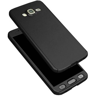 Samsung Galaxy J5 Cover by Ipaky - Black