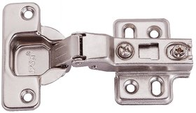 IPSA Half Overlay Eco 8 Crank Cabinet Hinge, Stainless Steel Metal