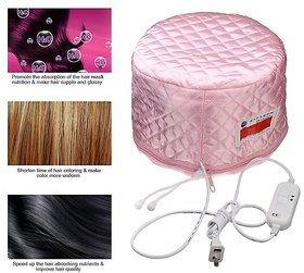 Hair Beauty Nourishing Steamer Thermal Treatment Cap Hair spa Parlour treatment