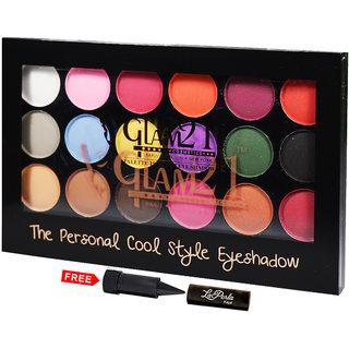 Glam21 Fashion Eyeshadow 18 Color 04