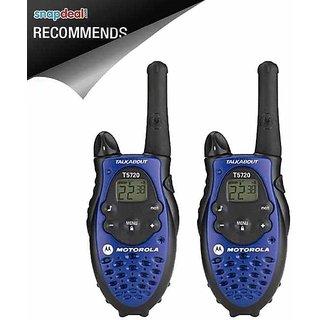 Motorola Walky Talkie T-5720