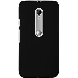 Moto G Turbo Cover by Wow Imagine - Black