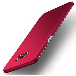 Samsung Galaxy S6 Edge Cover by Wow Imagine - Red