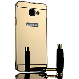 Samsung Galaxy A7 2016 Cover by Samsung - Golden