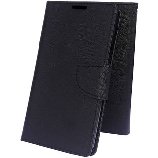 Moblo Flip cover(Black)  For Moto X Play