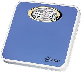 ATOM AL920  Analog Medium Size Platform Mechanical Health Monitor  Scale With Max Capacity 120Kg