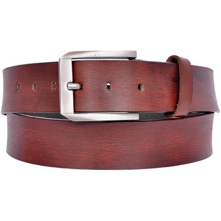 Ajeraa Men's Pure Leather Belt