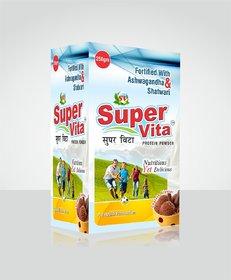 SV Pharmaceuticals SUPER VITA Protein Powder 250gm