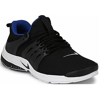864ea2585e0 Buy Clymb Mapro Black Blue Running Sports Shoes For Men s In Various Sizes  Online   ₹2009 from ShopClues