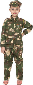 Army Costume Dress For Kids
