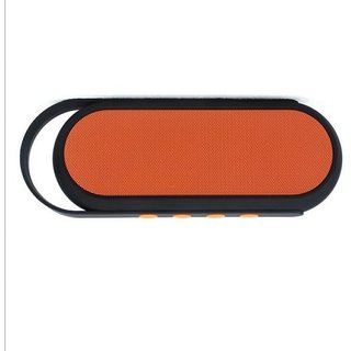 Rich Walker Portable SR520 Handle Bluetooth Speaker With HD Sound Orange
