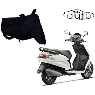 Abs Auto Trend Bike Body Cover For Hero Dash