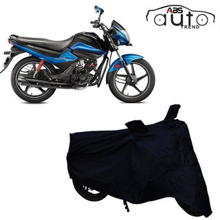 ABS AUTO TREND BIKE BODY COVER FOR HERO SPLENDOR I SMART 110