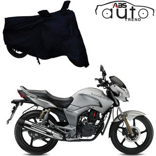 Abs Auto Trend Bike Body Cover For Hero Hunk