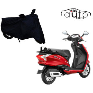 Abs Auto Trend Bike Body Cover For Hero Duet