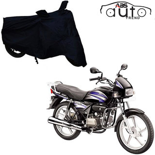 Abs Auto Trend Bike Body Cover For Hero Splendor Plus