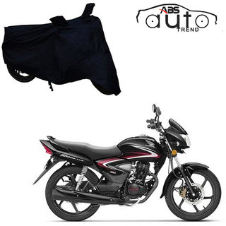 Abs Auto Trend Bike Body Cover For Honda Cb Shine