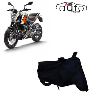 ABS AUTO TREND BIKE BODY COVER FOR KTM 200 DUKE