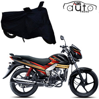 Abs Auto Trend Bike Body Cover For Mahindra Centuro