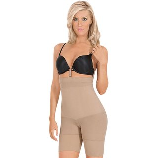Cos theta Womens Skin Color Body Shaper / Shapewear / Tummy Tight / Waist Reducer Slimmer Body for Women / Girls /