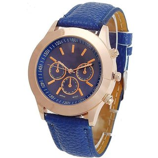 6eeb7ad9777 Buy FAP Analog blue colour womens ladies girls watch Online - Get 57% Off