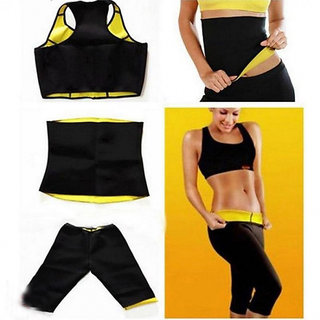 355aef099e419 ... Sweat Body Fat Waist. Neotex Original Uni Hot Shaper Slimming Belt Pant Vest  Band