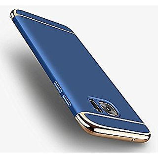 SAMSUNG GALAXY J7 2017 Plain Cases ClickAway  Blue