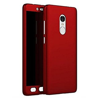 Gionee A1 Anti Gravity Cover ClickAway  Red