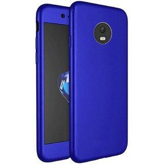 Motorola Moto E4 Shock Proof Case ClickAway  Blue