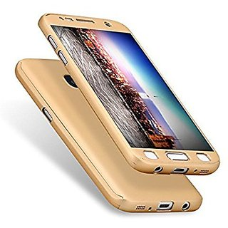 Moto G5 Anti Gravity Cover ClickAway  Golden