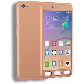 Vivo Y55 Cases with Stands ClickAway  Golden