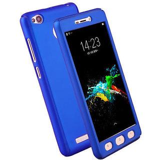 Redmi Note 4 Bumper Cases ClickAway  Blue