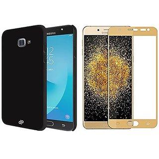 Samsung Galaxy J7 Max Plain Cases ClickAway Black