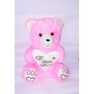 MS SONS & GIFT ARTS PINK TEDDY BIG (SET OF 1) Soft Stuffed Spongy Huggable Cute Teddy Bear Birthday Gifts Girls Lovable Special Gift High Quality ...