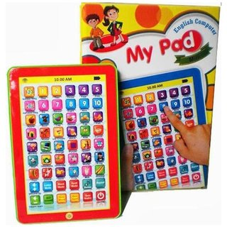 INDMART Kids Educational Tablet for Children Learning Tab