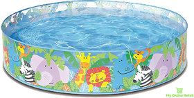 Kids Water Pool Multicolored (6 Feet) - My Online Retai