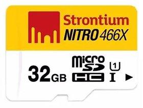 strotium 32 gb memory card