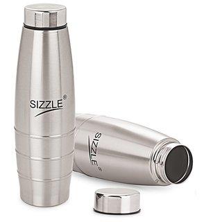 Sizzle Fridge Bottle Set of 2