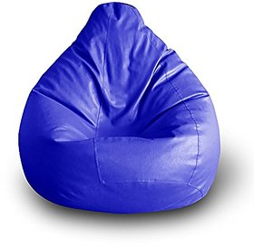 Home Berry Classic Bean Bag - Large size Without Beans -Blue ( Cover only )