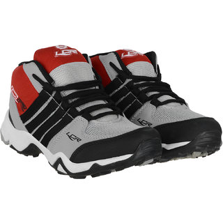 5d6bbd82360 Buy Lancer Grey Red Shoes Online - Get 12% Off
