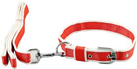 W9 High Quality Color Combo Leash And Collar Set For Pu