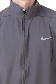 Nike Grey Polyester Terry Jacket