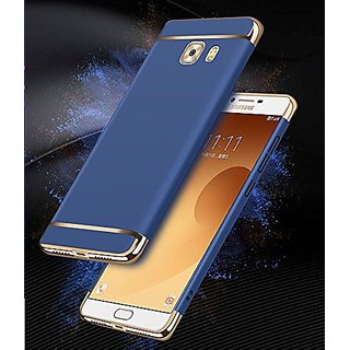 Samsung Galaxy J7 Max Hybrid Covers BBR - Blue