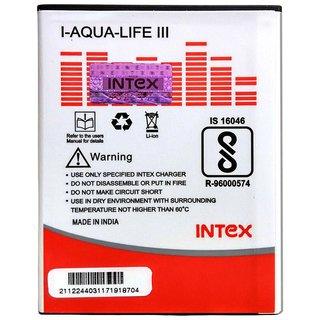 Intex Aqua Life 3 1800 mAh Battery by intex technologies india ltd